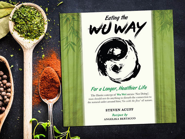 Book design case study – Eating the Wu Way