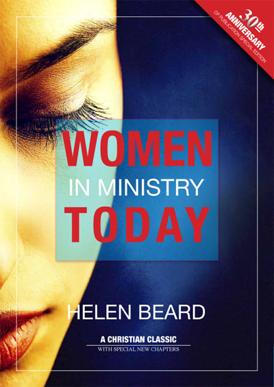 self published book cover women in ministry today