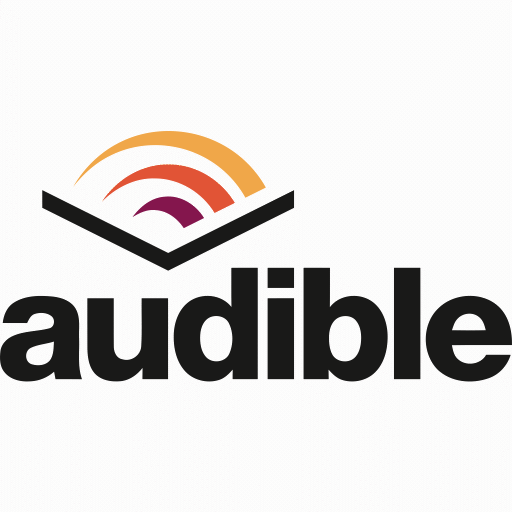 Audible sells audiobooks
